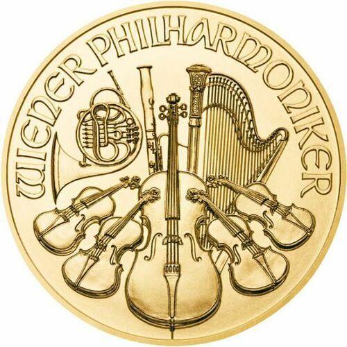 Zlatý Philharmoniker 1/2 OZ