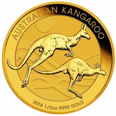 Australian Kangaroo 1 Oz zlatá mince